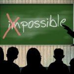 「出来ない理由」を探すより「どうすれば出来か」を考える人になりたい